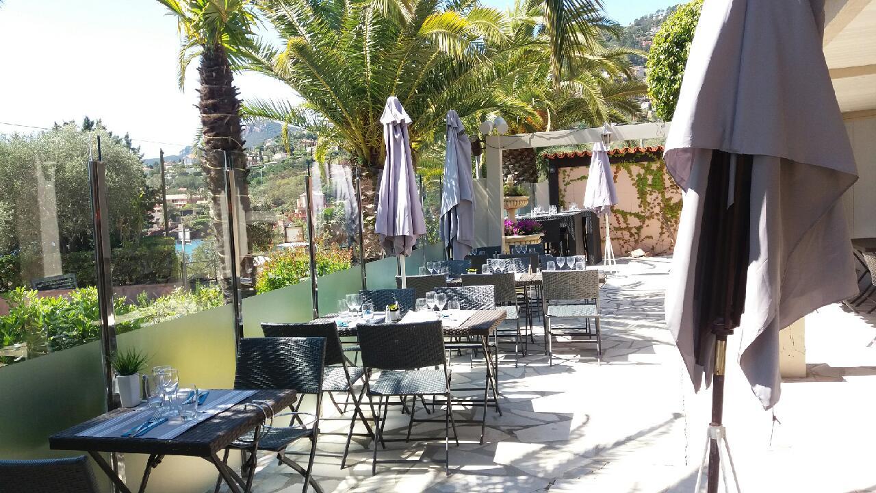 Le Patio Theoule Sur Mer restaurants - théoule-sur-mer